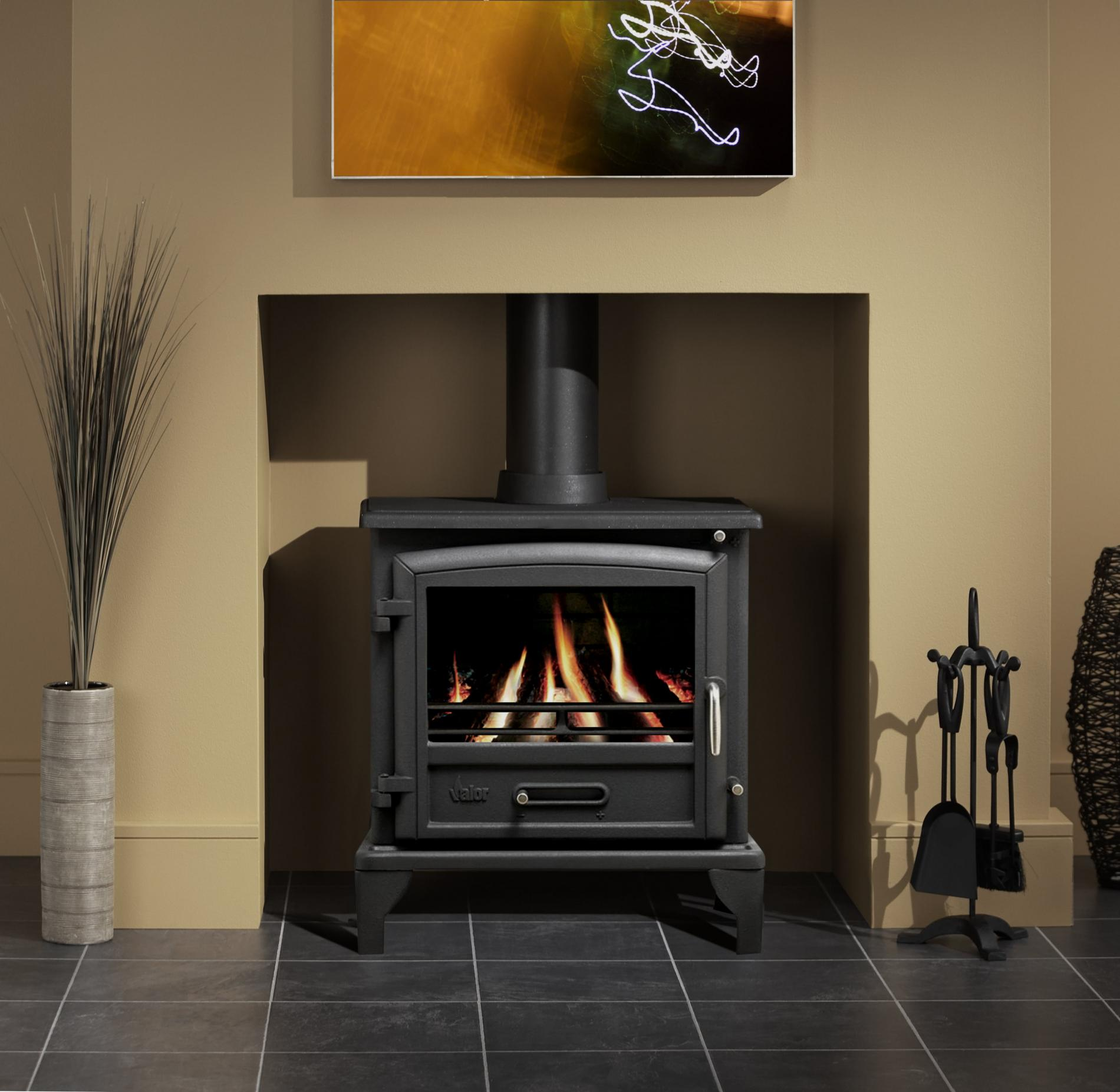 Ridlington solid fuel stove