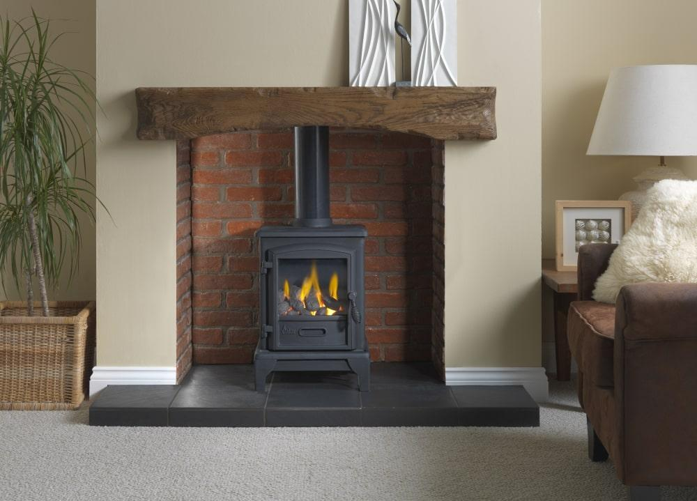 Brunswick gas stove