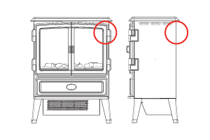 stoves product model number