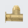 Inlet & ISOLATING T CONNECTION - 581639 - 0