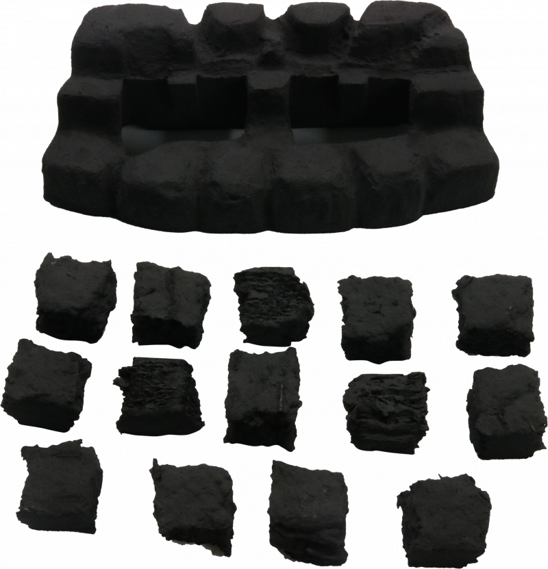 5115432-CERAMIC COAL SET C2