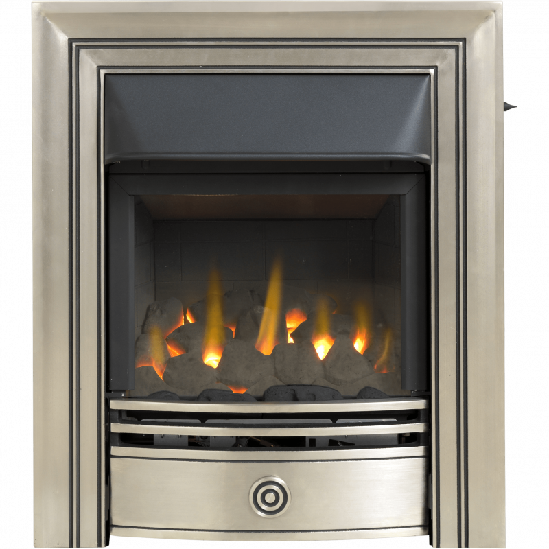 Classica, Homeflame Full Depth, Pewter