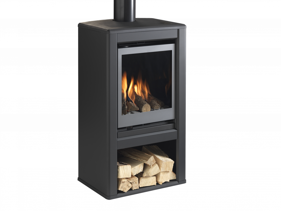 Valor Inspire Large Stove solus right angle with logs.png